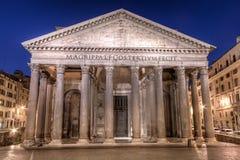 万神殿,罗马 免版税库存图片