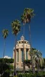 万神殿,西勒鸠斯,西西里岛,意大利 免版税库存图片