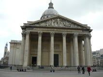 万神殿,巴黎 库存照片