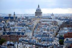 万神殿,巴黎 免版税库存图片