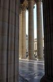 万神殿巴黎 免版税库存图片