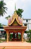 万象-老挝的首都 免版税库存图片