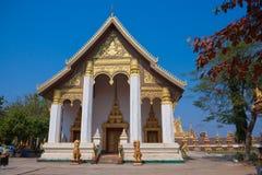 万象-老挝的首都 库存照片