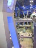 素万那普国际机场,曼谷,泰国 库存照片