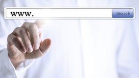 万维网。 免版税库存照片