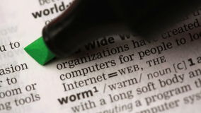 万维网的定义 影视素材