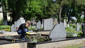 丈夫坟墓植物 股票录像