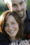 丈夫妻子 免版税库存图片