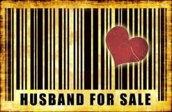 丈夫销售额 向量例证