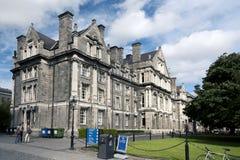 三一学院,爱尔兰 免版税库存照片