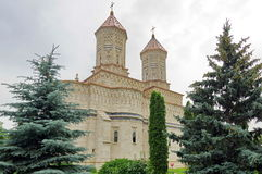 三个教主的修道院 免版税图库摄影