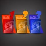 三个步骤绘制 库存图片