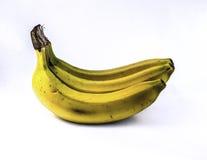 三个香蕉 免版税库存照片