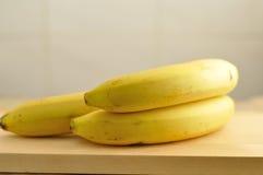 三个香蕉 图库摄影