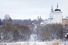 三位一体圣Sergius Lavra 免版税库存图片