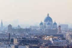 三位一体大教堂圣彼得堡 库存照片