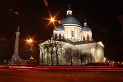 三位一体大教堂,圣彼得堡(圣彼得堡) 库存照片