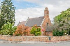 三位一体教会在Caledon 库存照片