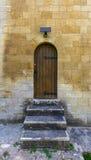 三位一体教会小门 库存图片