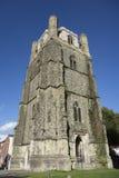 三位一体的大教堂的钟楼 免版税图库摄影