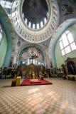 三位一体的大教堂 免版税图库摄影