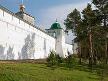 三位一体St Sergius拉夫拉 免版税图库摄影