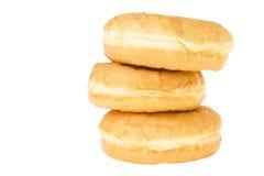 三倍堆多福饼 免版税图库摄影