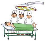 三医生 免版税库存图片