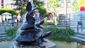 三只乌龟 库存照片