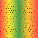 三叶草样式 背景无缝的向量 免版税库存图片