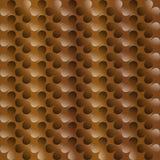 三叶草棕色抽象背景, 库存照片