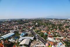 三宝垄,印度尼西亚 免版税库存图片