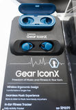 三星在吉隆坡适应IconX蓝牙耳机 免版税库存图片