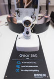 三星在吉隆坡,马来西亚适应360待售 免版税库存图片