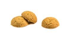 三枚姜坚果连续 免版税库存图片
