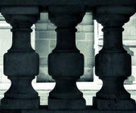三根柱子 免版税库存图片