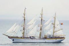 三桅帆 免版税库存图片