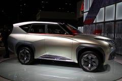 三菱SUV 2015年 免版税库存图片