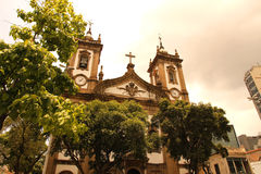 三藩市de宝拉在里约热内卢 免版税库存照片
