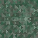 三角伪装背景传染媒介 免版税库存照片