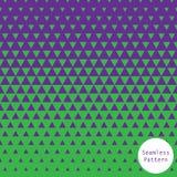 三角几何半音抽象样式背景 库存图片