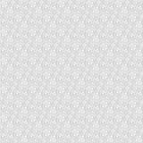 三角和圈子的无缝的样式 几何墙纸 免版税库存照片