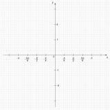 三角坐标系 免版税库存照片