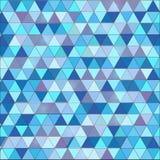 三角好的五颜六色的背景  免版税图库摄影