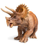 三角恐龙 免版税库存图片