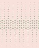 三角抽象无缝的纹理  皇族释放例证