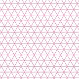 三角数字式纸,几何背景,几何的三角 免版税库存照片