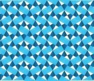 三角无缝样式001 免版税库存图片