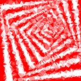 三角的多角形五颜六色的样式 几何梯度后面 免版税库存照片