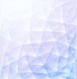 三角蓝色07 库存照片